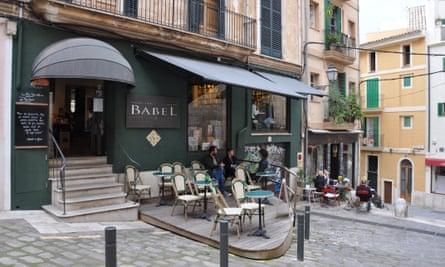 Biblioteca de Babel exterior