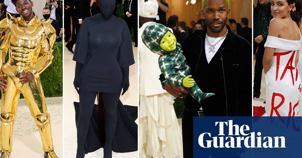 The weird, the wonderful and the political: highlights from the 2021 Met Gala red carpet