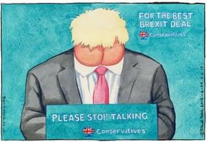Steve Bell cartoon 07.06.17