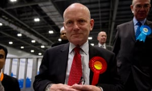 John Biggs on his successful election night in June. Photograph: Hannah McKay/PA Wire