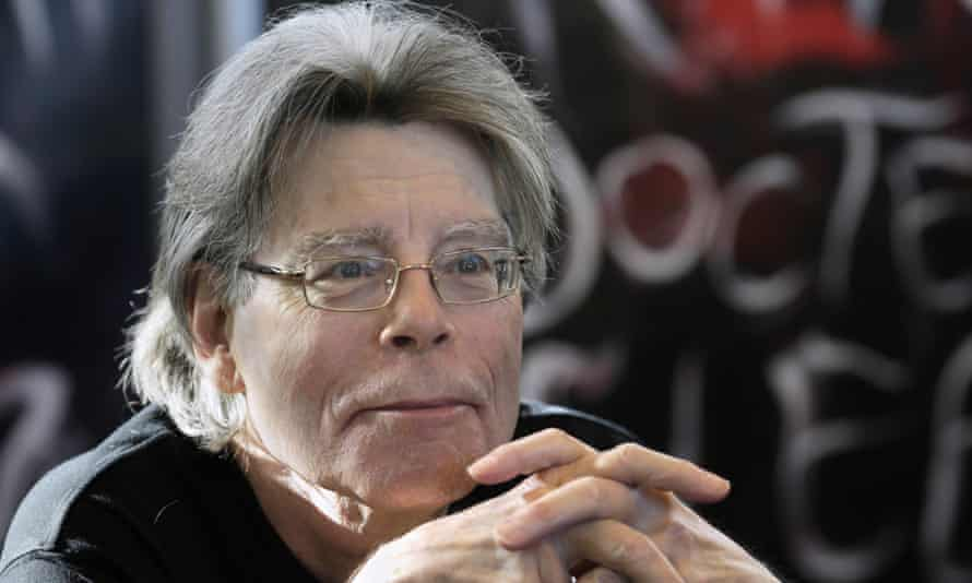 'I never expected such quality' … Stephen King
