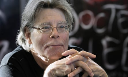 'If they want to be a little bit out on the edge, I'm all for it.' ... Stephen King.
