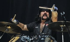 Pantera drummer and co-founder Vinnie Paul: ' I wouldn't