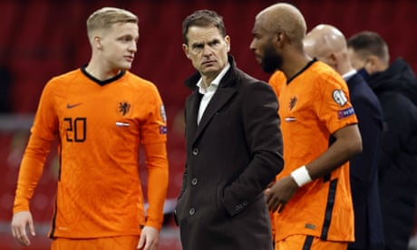 Remember us? The Euro 2020 coaching cast-offs from English clubs
