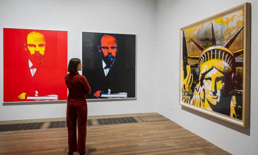 'Looking at Warhol afresh' ... the Warhol Exhibition at Tate Modern in London