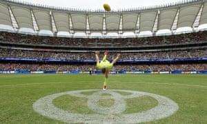 Stadium wars: the comedy of errors behind Sydney's shiny new