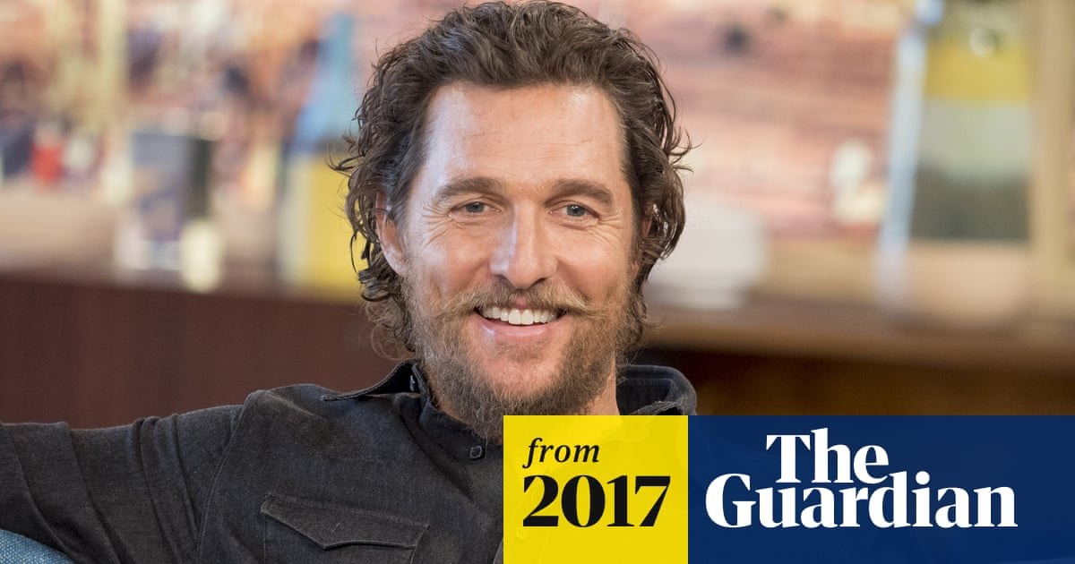 Matthew McConaughey on Trump: It's time for Hollywood to embrace him