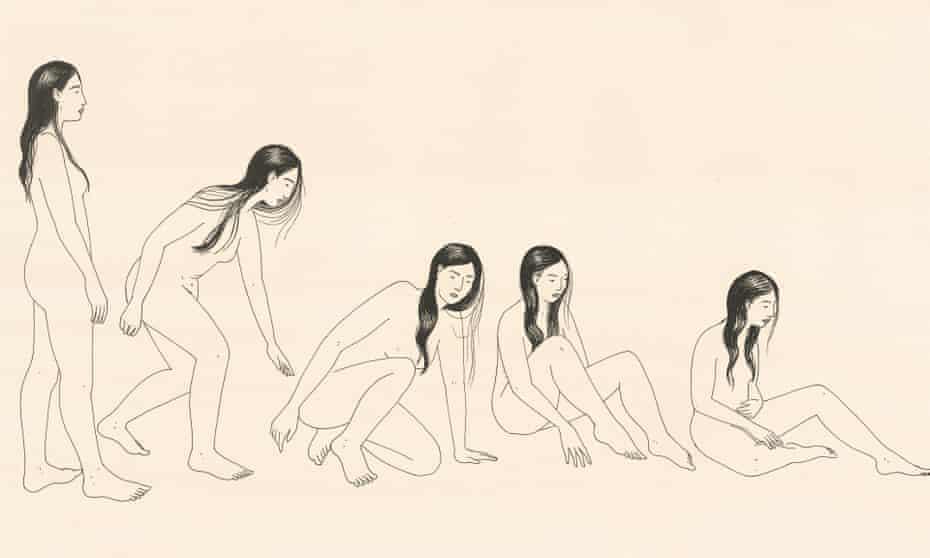 women sitting down