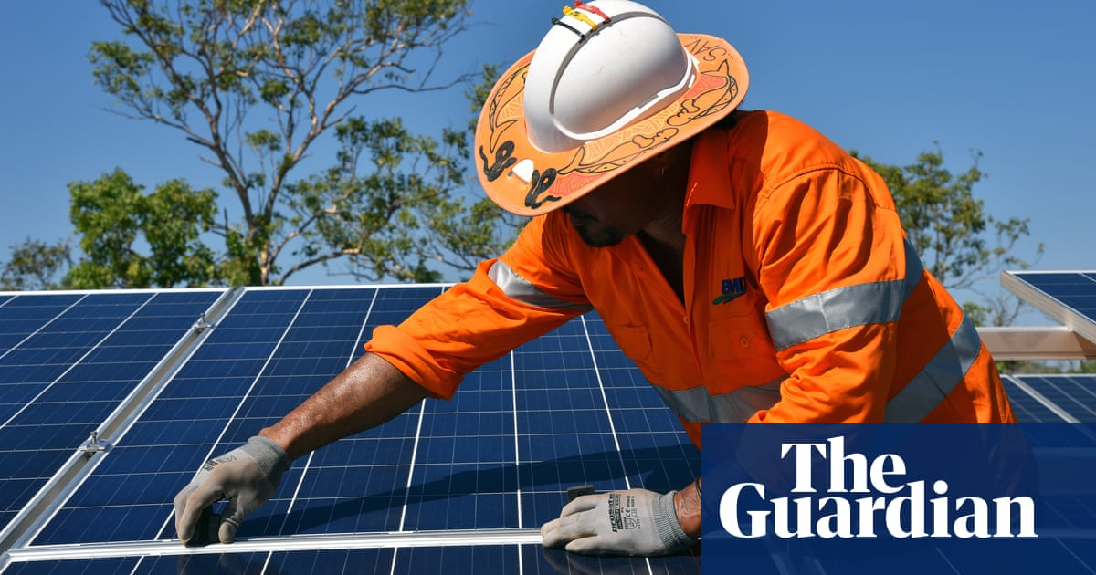 Australia's renewables sector doubles output in boom year