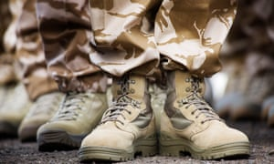 Housing for military families was sold off for £1.6bn in 1996 and then leased back in a deal with Annington Property Ltd.