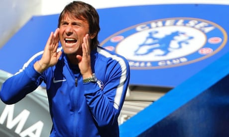 Antonio Conte craves continuity – but time is never on your side at Chelsea | Jacob Steinberg