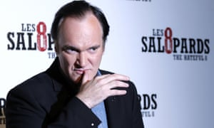 Quentin Tarantino accuses Disney of 'extortion' over Star