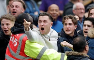 Hammers fan gives some back