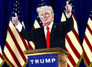 'Trumpism is not a program or an ideology. It is an attitude that feeds off of widespread anger and alienation'.