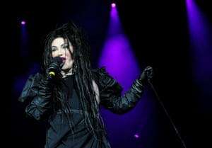 December 2012 performing in London
