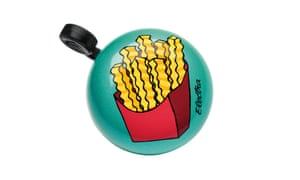 Electra fries domed bike bell
