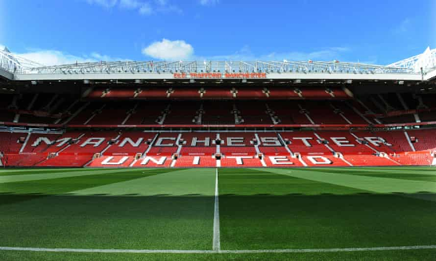 Manchester United's Old Trafford is the biggest club ground in the Premier League with a current capacity of more then 75,000.