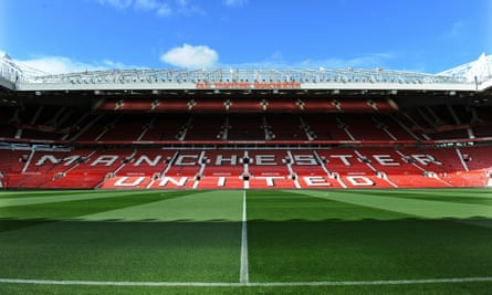Manchester United To Reduce Old Trafford Capacity And Accommodate More Disabled Fans Manchester United The Guardian