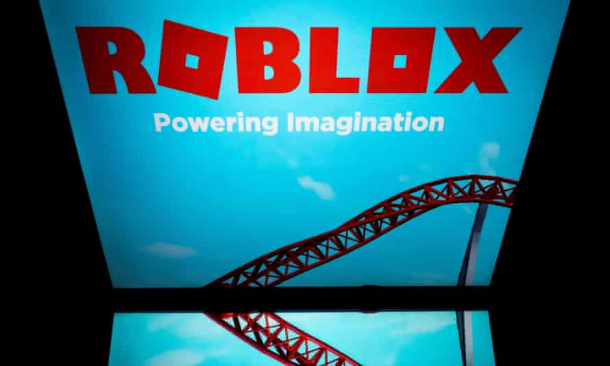The online gaming service Roblox.