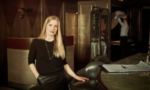 Danielle Thompson, Maitre d' at Scott's shot on 23rd March