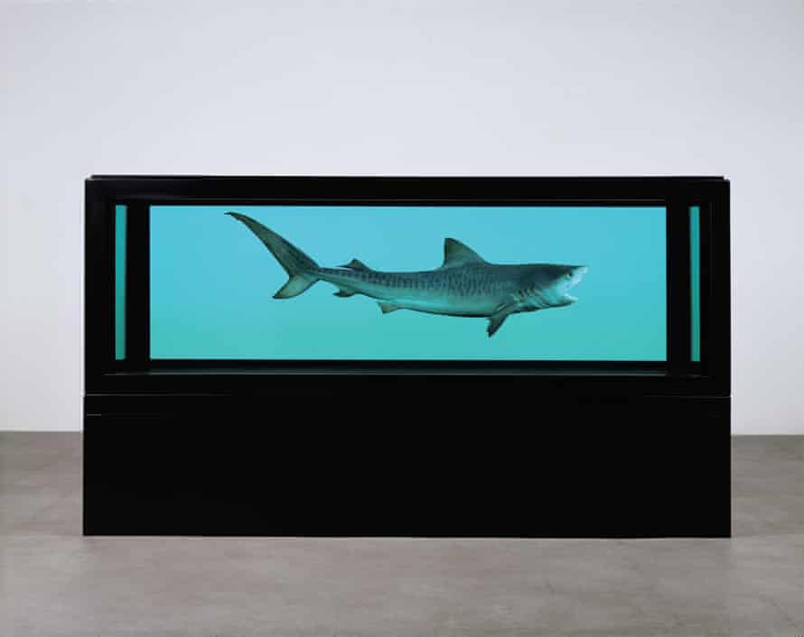The Kingdom by Damien Hirst