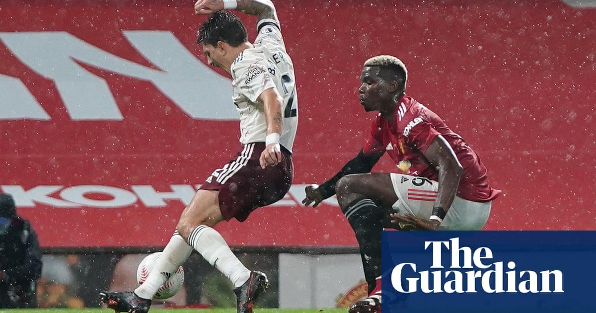 Solskjær denies Manchester United have mental block at Old Trafford
