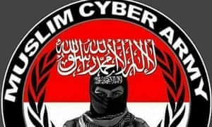 A screengrab from the Muslim Cyber Army Facebook page.