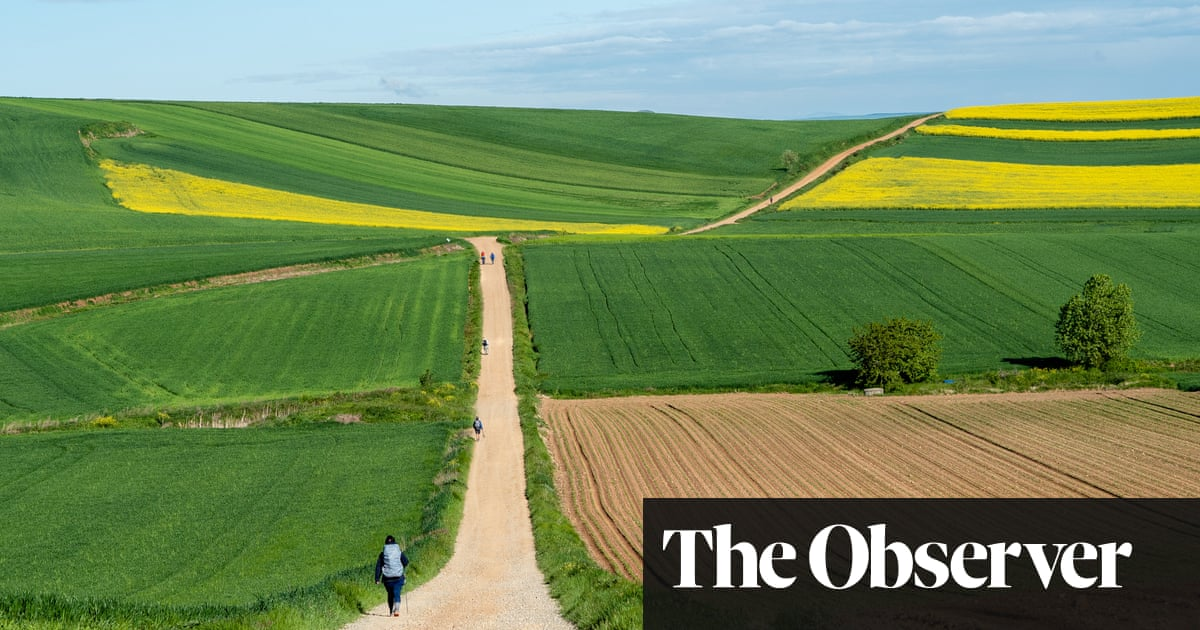 Secular pilgrims: why ancient trails still pack a spiritual punch