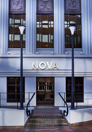 Nova student accommodation in Nottingham.