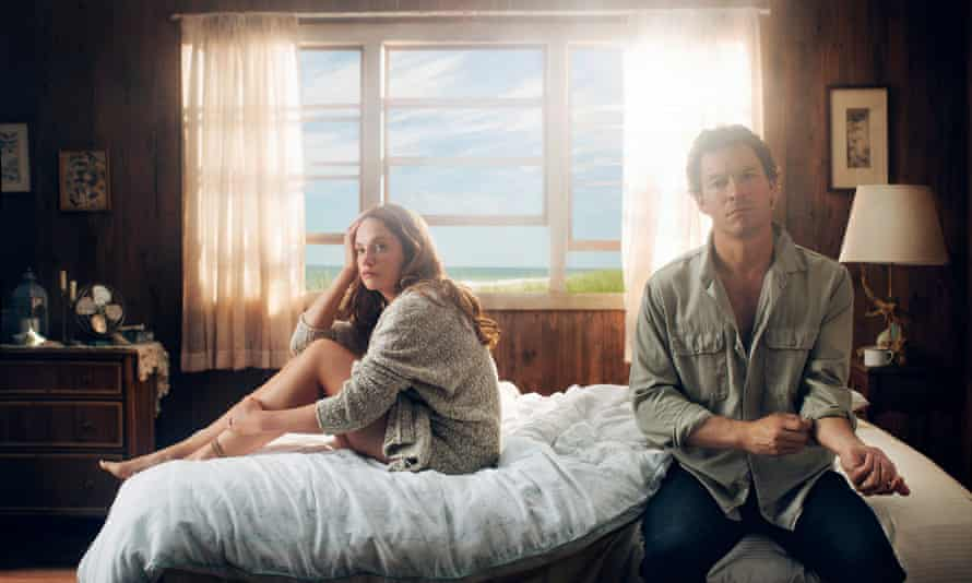 Gone West... marital bliss, The Affair-style with Ruth Wilson and Dominic West.