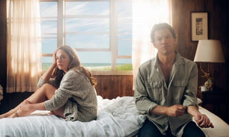 End of The Affair … Ruth Wilson and Dominic West in 'the Rashomon of relationship dramas'.