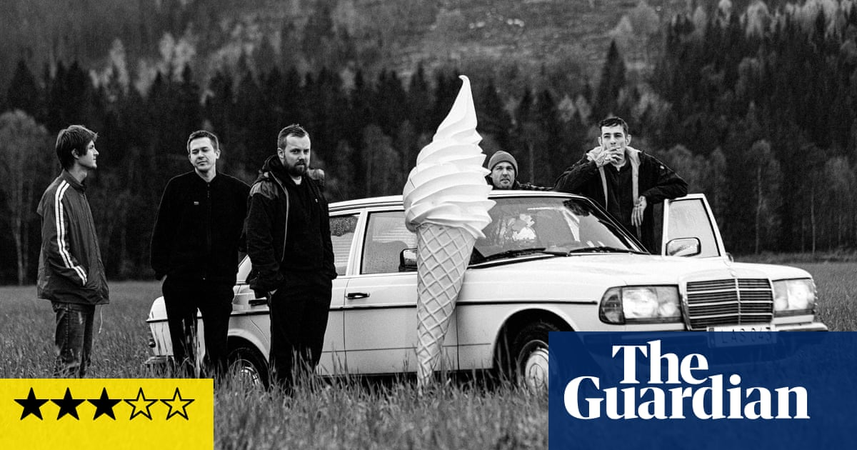 Viagra Boys: Welfare Jazz review – post-punkers are hard to love