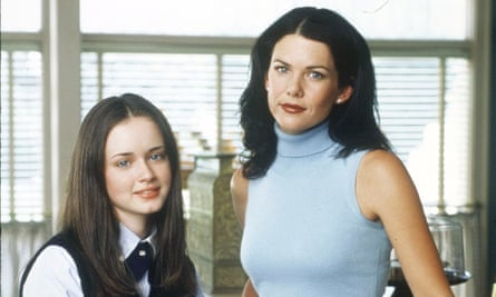 The Gilmore Girls … finding a new audience