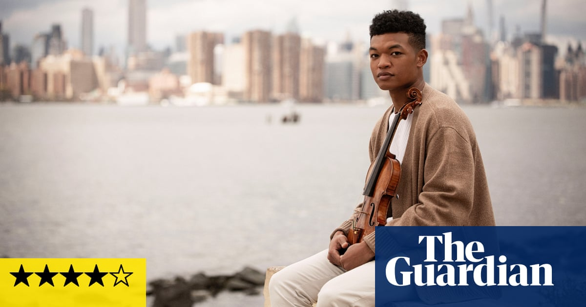 Randall Goosby: Roots review