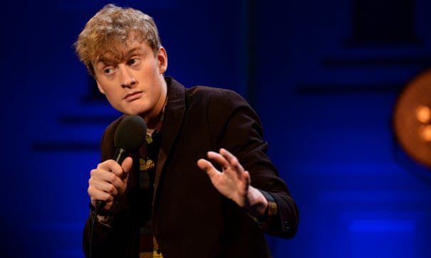 James Acaster: 'Brexiteers get amazingly angry about my tea