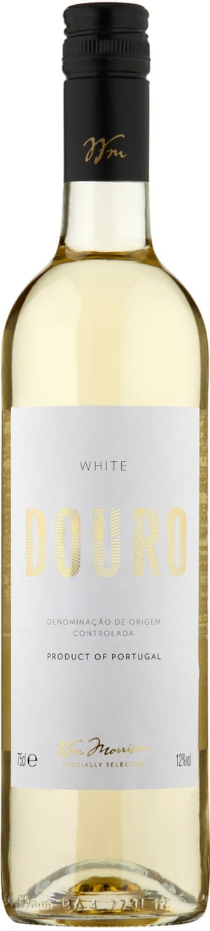 Morrisons The Best White Douro 2016: serve with salt cod.