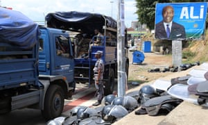 Gabonese security forces had to be deployed to deal with violent clashes in the country following the disputed election victory of president Ali Bongo in August. Gabon host the 2017 Africa Cup of Nations in January