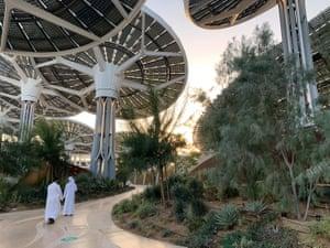 Dubai, UAETerra - The Sustainability Pavilion, Dubai Expo 2020 by Grimshaw