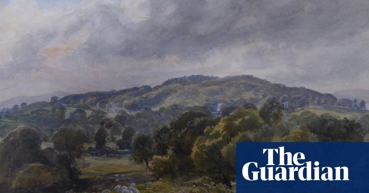 19th-century artwork inspires restoration of Devon estate