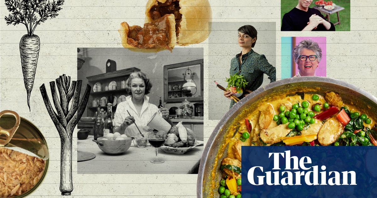 From veggie fritters to fish ice-cream: 200 years of Guardian food