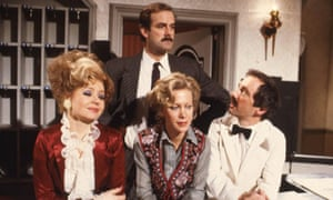 Fawlty Towers, available on Britbox.
