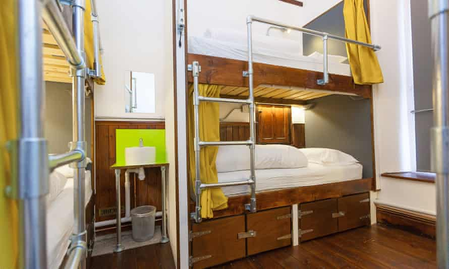 Cohort Hostel dorm rooms