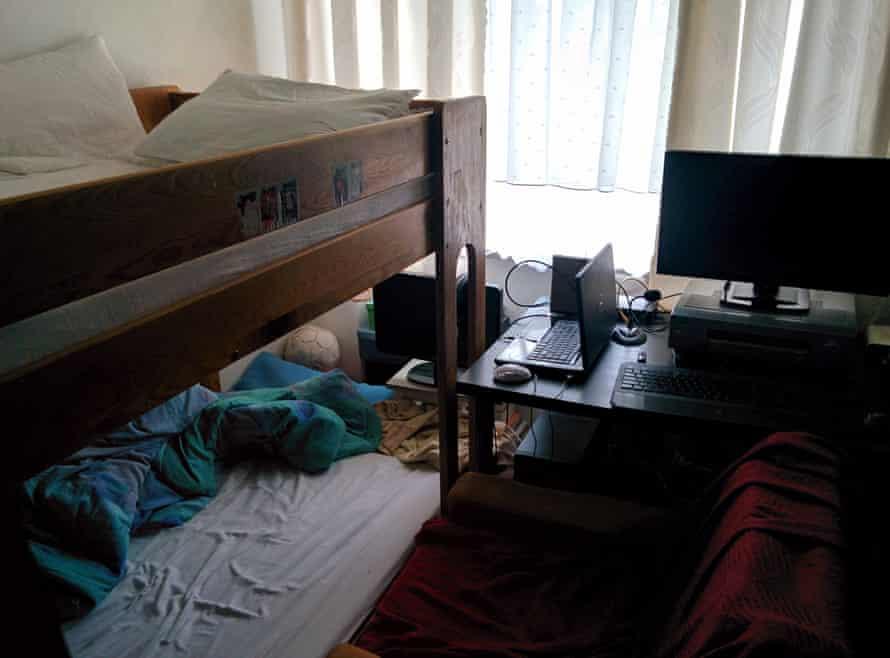 Michał's bedroom