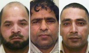 Qari Abdul Rauf, Abdul Aziz and Adil Khan.