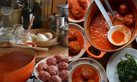 Rachel Roddy's very best recipe for meatballs