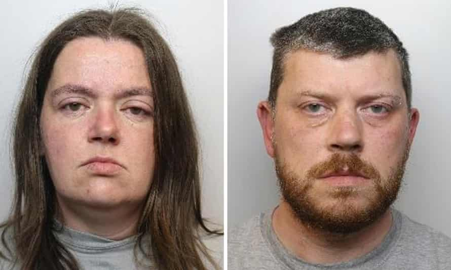 Sarah Barrass and Brandon Machin were both sentenced to life, with a minimum term of 35 years.