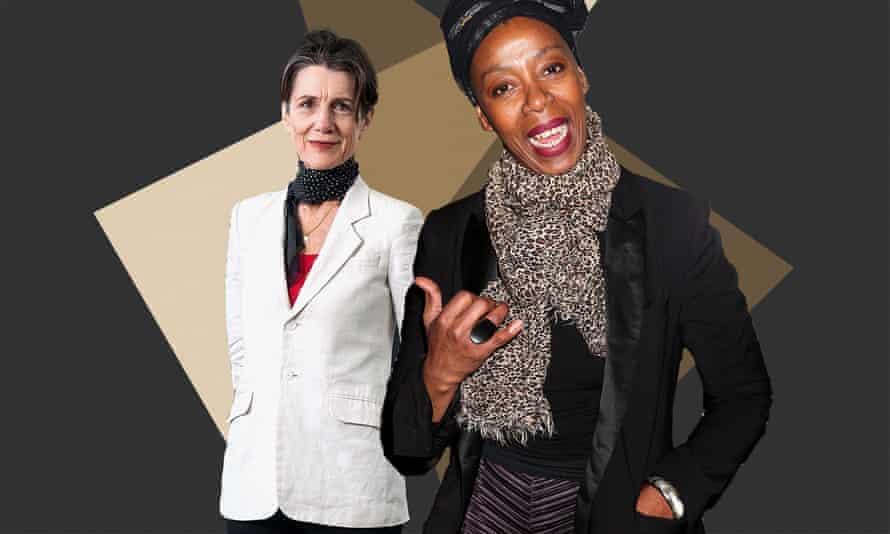 Harriet Walter and Noma Dumezweni.
