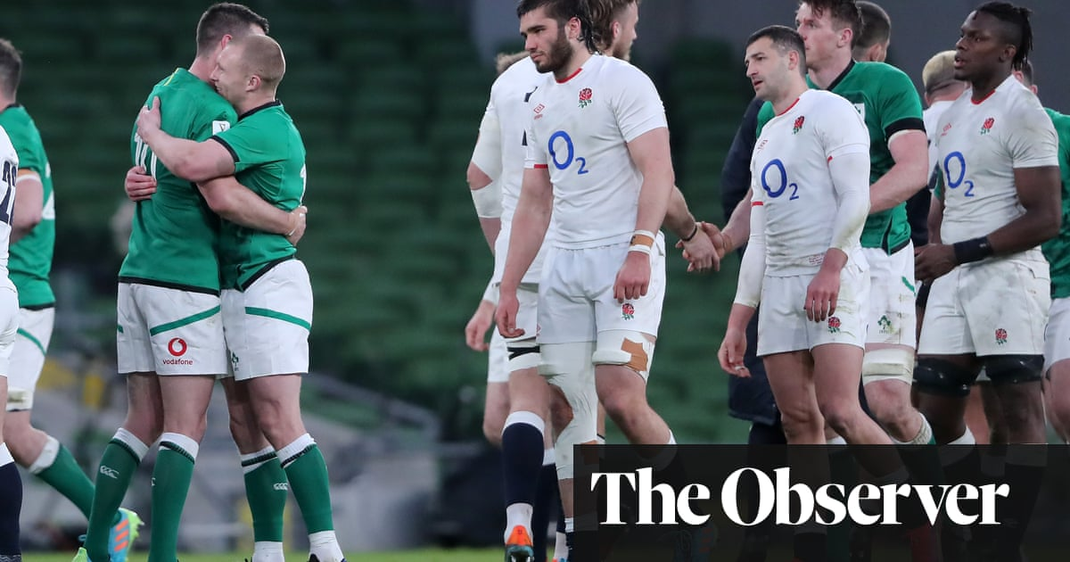 Eddie Jones: 'We need to reset the team. It's a transition period'