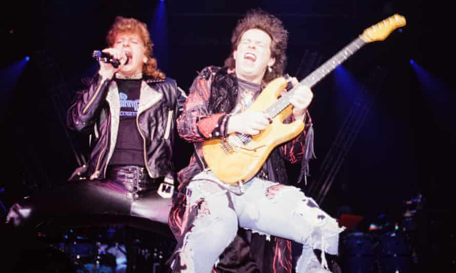Toto's 1982 soft rock classic Africa has enjoyed a surge in popularity during lockdown.