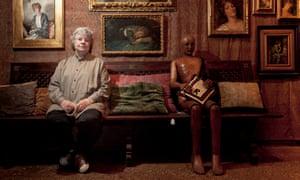 In Fortuny's footsteps … Antonia Byatt in Venice